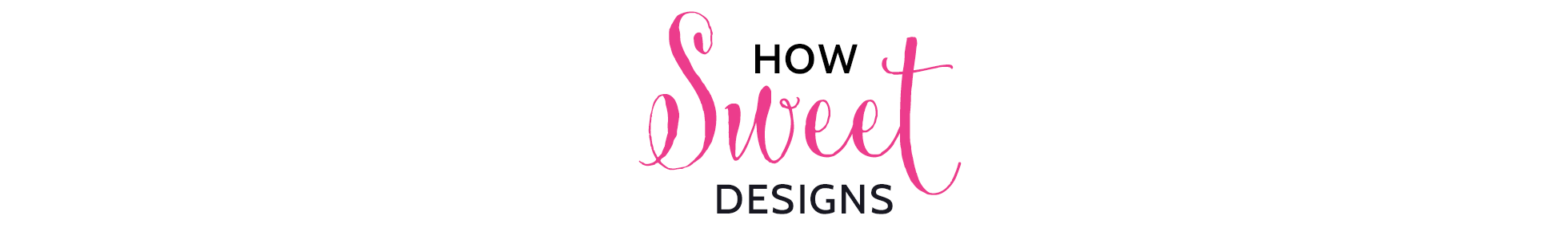 How Sweet Designs